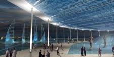 Proposed underwater museum
