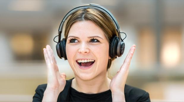 Jabra 3D headphones