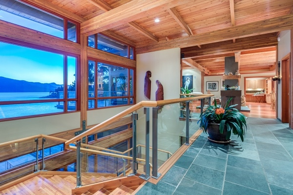 $23.8 M West Vancouver mansion comes with yacht garage ...