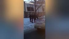 CTV Ottawa: Dog shot by police
