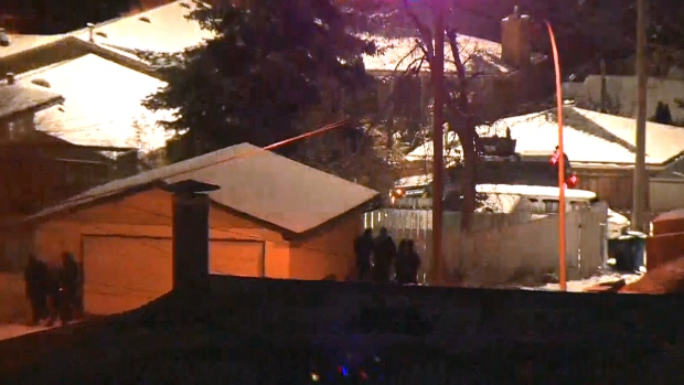 CTV Calgary: Terrifying night