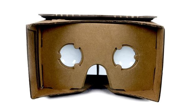 Google's basic 'Cardboard' viewer