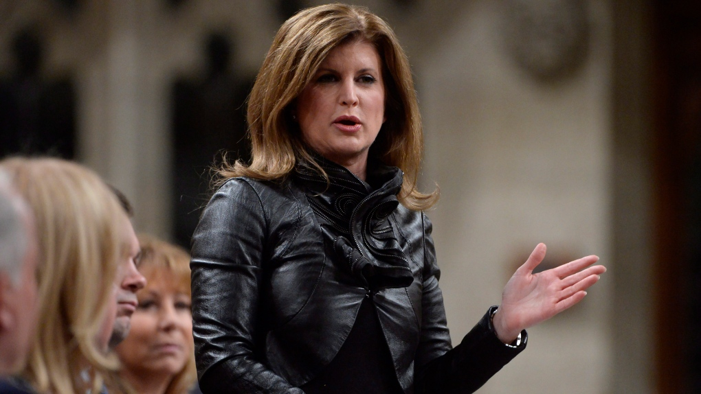 Interim Conservative leader Rona Ambrose in QP