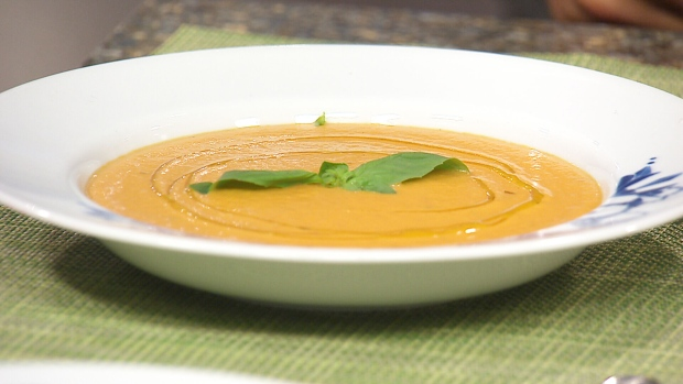 Canada AM: Warm up with these winter soups