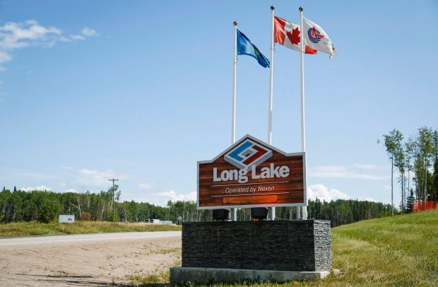 Nexen Energy's Long Lake facility