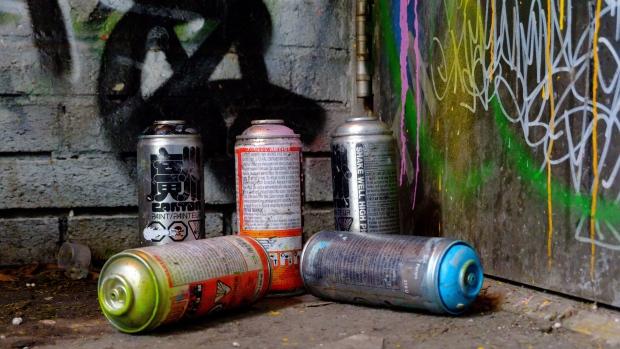New fight against graffiti