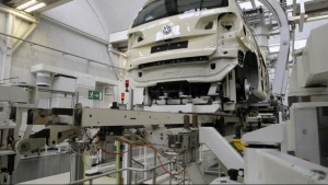 A Volkswagen plant (AFP)