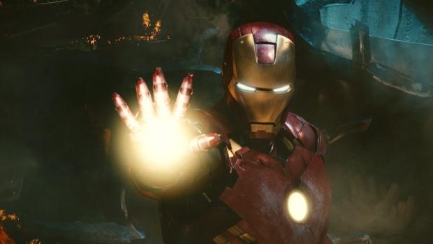 Iron Man is coming to Edmonton City Hall