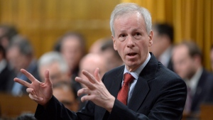 Foreign Affairs Minister Stephane Dion answers a question during Question Period in the House of Commons on Parliament Hill in Ottawa, on Tuesday, Jan.26, 2016. (THE CANADIAN PRESS / Adrian Wyld)