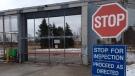 The Bluewater Detention Center near Goderich, Ont. on Wednesday, Jan. 27, 2016. (Scott Miller / CTV London)