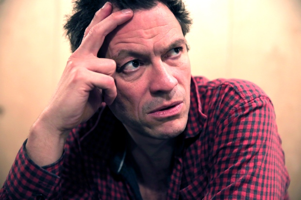 British actor Dominic West