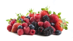 A study published in The British Medical Journal Thursday suggests that filling up on flavonoid-rich fruit and vegetables could be an effective way of preventing weight gain.(carlosdelacalle/shutterstock.com)