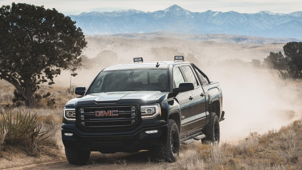 GMC Sierra All Terrain X