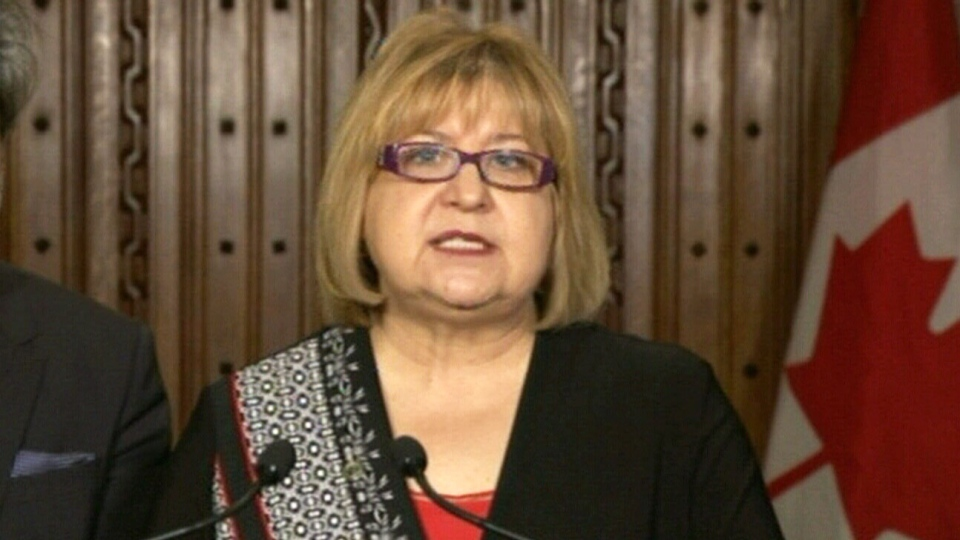 Employment Minister MaryAnn Mihychuk said the Liberals will deliver on their promise to repeal both pieces of legislation on Thursday, Jan. 28, 2016.