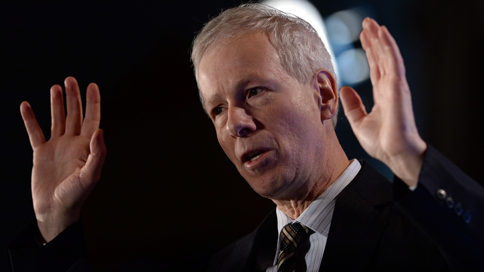 Minister of Foreign Affairs Stephane Dion speaks during a conference on foreign affairs in Ottawa on Thursday, Jan. 28, 2016. (Sean Kilpatrick / THE CANADIAN PRESS)