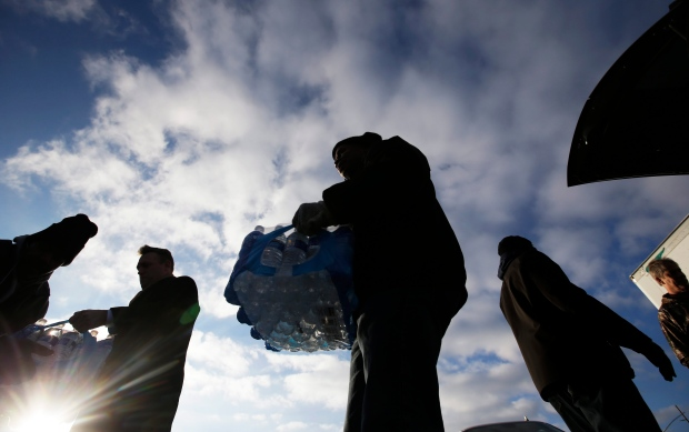 Michigan to pay nearly $100 million in Flint lawsuit settlement