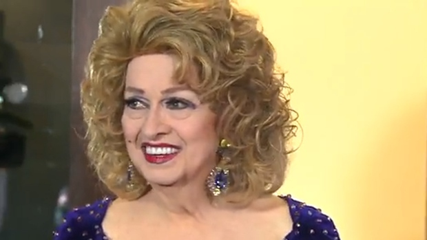World's oldest drag queen