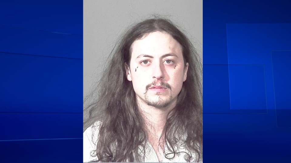 Mathew Roberge, 27, was charged with attempted murder in connection with an attack in N.D.G. Wednesday. (Handout)