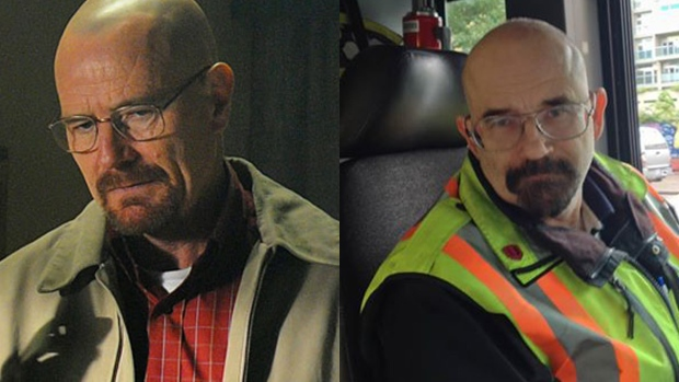 Breaking Bad look-a-like