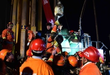miners rescued