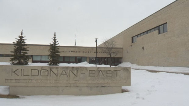 Winnipeg schools were placed to lockdown Thursday after an intruder walked into a school. (File image)