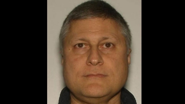 Domenico Scopelliti, 51, of Toronto, is seen in this photograph provided by Toronto police.
