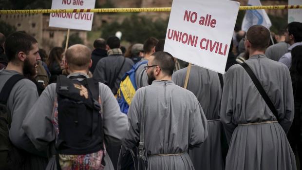 Italy gay marriage