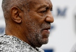 In this Wednesday, Dec. 30, 2015, file photo, Bill Cosby leaves the Cheltenham Township Police Department where he was processed after being arraigned on a felony charge of aggravated indecent assault in Elkins Park, Pa. (AP/Matt Rourke)