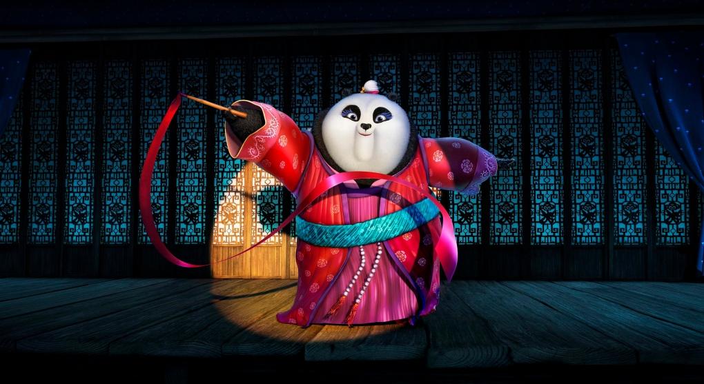 Kung Fu Panda 3 Tops Box Office Finest Hours Flounders Ctv News
