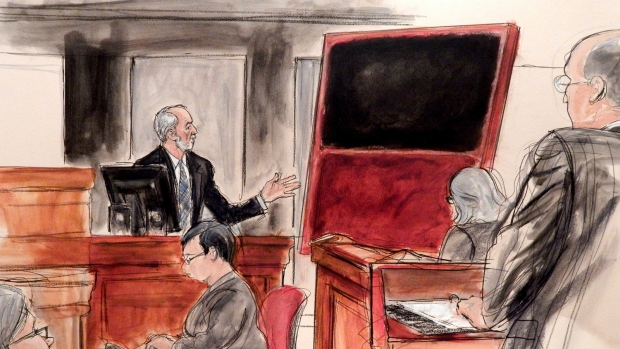 Art forgery trial in New York