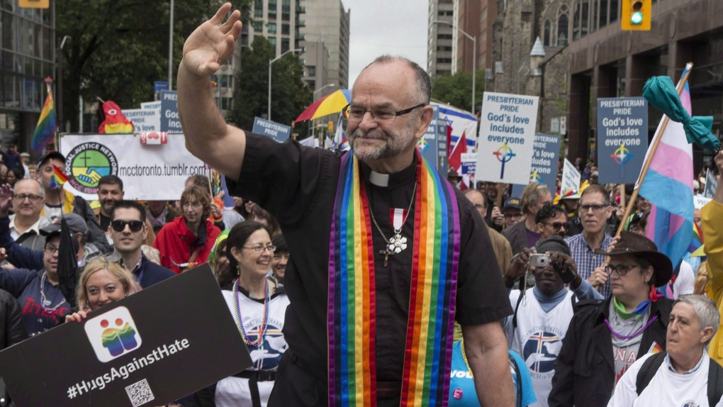 Rev. Brent Hawkes accused of sex assault
