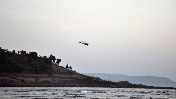 Helicopter search after 13 college students drown