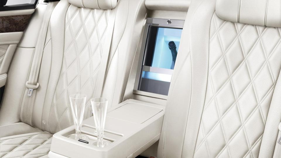 Mulliner Champagne cooler (Bentley)