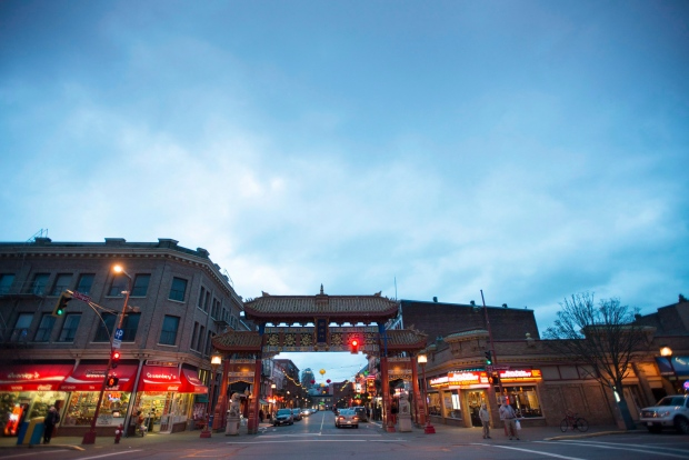 Chinatown (Jonathan Hayward/THE CANADIAN PRESS)