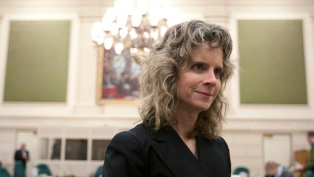 Karen Shepherd, Commissioner of Lobbying