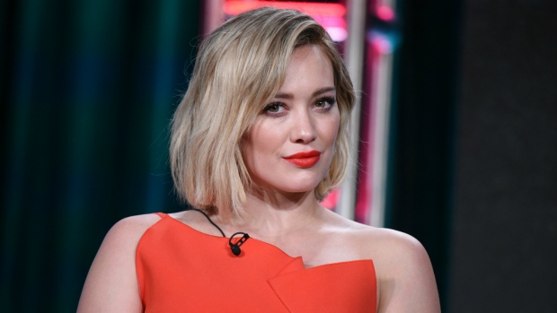 Hilary Duff's divorce finalized