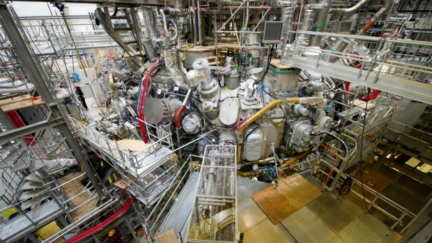 Max Planck nuclear fusion research centre