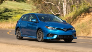 This undated photo provided by Scion shows the Scion iM. (AP / Scion)
