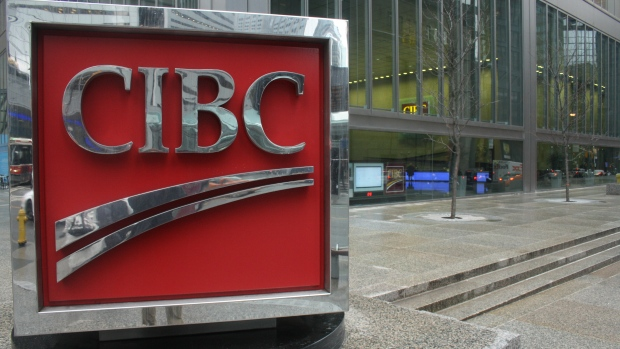 cibc reports second quarter net income up nearly 25 per cent from