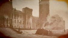 1916 Parliament fire