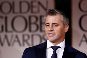 This is a Sunday, Jan. 15, 2012 file photo of Matt LeBlanc as he arrives at the 69th Annual Golden Globe Awards in Los Angeles.(AP Photo/Matt Sayles, File)
