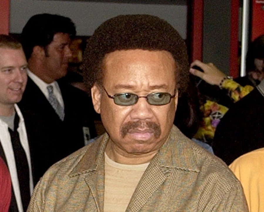 Maurice White of Earth, Wind and Fire