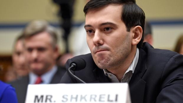 Martin Shkreli testifies
