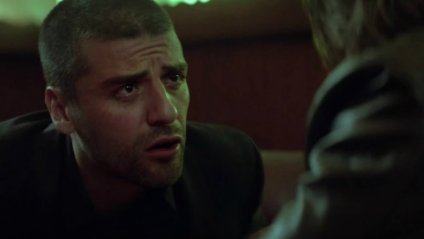 Oscar Isaac in 'Mojave'.
