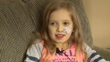 Gianna-Lynn Favilla needs to find a liver donor.