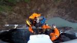 Cliff rescue