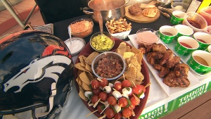 Canada AM: Super Bowl grilling