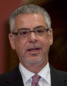 Jacques Dupuis, Minister of Public Security and Intergovernmental Affairs, Thursday
