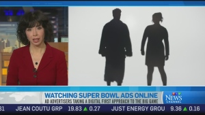 CTV News Channel: Online-first ads at Super Bowl