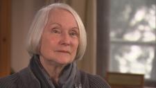 Former teacher Joan Childs